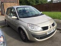 Renault scenic 1.5 dci 2007 £650