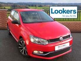 Volkswagen Polo BEATS (red) 2017-12-19