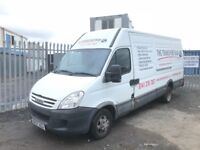 Iveco daily van double wheel breaking spare parts