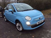 2015 FIAT 500 WHITE 1.2 PETROL HATCHBACK CAT C MINOR DAMAGE NOW REPAIRED 4,000 MILES ONLY