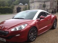 2014 PEUGEOT RCZ 2.0 Hdi Sport. Swap or px for Estate