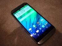 HTC One M8 - Gunmetal Grey - Unlocked