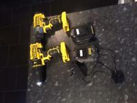 Stanley fatmax 18v drill kit
