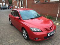 2005 Mazda3 Sport 2.0 Full Mazda Service History 12 Months MOT 1 Previous Owner Air Con Alloys