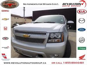 2012 Chevrolet Tahoe LT DVD, LEATHER