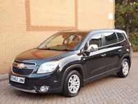 CHEVROLET ORLANDO 2.0 DIESEL AUTOMATIC 7 SEATER, REG DATE 30/01/13, IDEAL UBER OR FAMILY CRUISER