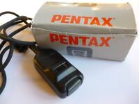PENTAX CABLE RELEASE F NEW NEVER USED