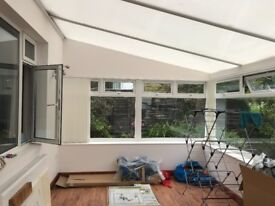 Conservatory glazing and roof for sale in great condition