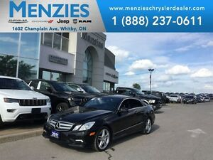 2011 Mercedes-Benz E-Class E550 Bluetooth, Navi, Backup, Clean C