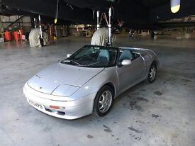Lotus Elan SE turbo new mot 24/6/17