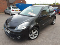 2007 57 REG RENAULT CLIO 1.4 DYNAMIQUE 3 DOOR HATCH