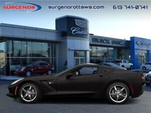 2014 Chevrolet Corvette Stingray Z51 Coupe - $443.97 B/W - Low M
