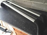 RENAULT CLIO MK 3 ROOF BARS