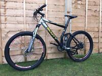 Scott genius MC50 full suspension Enduro/Downhill bike, HIGH SPEC, DEORE