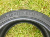 Continental tyres ! 245/40/18