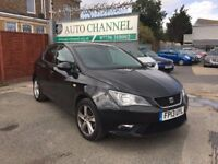 Seat Ibiza 1.4 16v Toca 5dr£5,985 p/x welcome TOP OF THE RANGE MODEL!!!