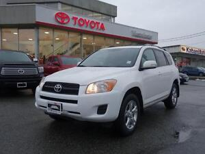 2012 Toyota RAV4 Value Package