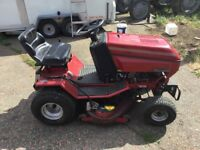 WestWood ride on mower for sale