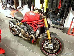 2014 Ducati Monster 1200 S -