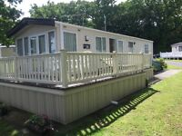2014 ABI 38x12 2bed located on desirable plot on the Spinney,Hoburne Bashley. Ready to move in.