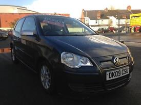2009 Volkswagen Polo 1.4 TDI Diesel Bluemotion