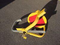 Towsure Wheel Clamp