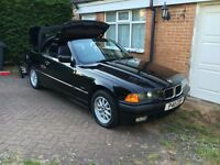BMW E36 318i Convertible - Great Project Car