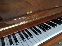 Reid Sohn SU-110 upright / modern piano