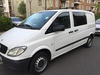 MERCEDES BENZ VITO - SWB VAN FOR SALE BARGAIN £3700 ONLY!!!