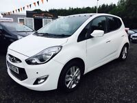 2013 Hyundai IX20 Manufactures warranty £171 per month Finance available