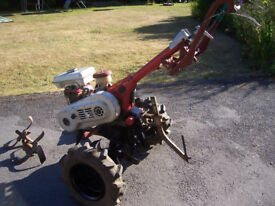 Honda 4.5 hp Cultivator. ideal for large vegetable patch ,or an allotment