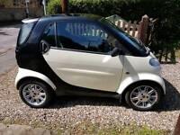 LHD Smart Car fourtwo Pulse cdi Diesel