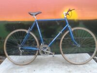 St Etienne Cycles Retro French Made Hybrid Road Bike Large Frame