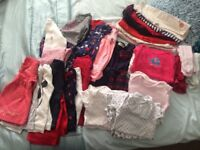 Girls 6-9 month mixed clothes