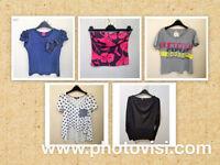 Womens size 8 various summer clothes bundle - 5 items
