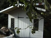 6x6 summerhouse/shed/jacuzzi cabin