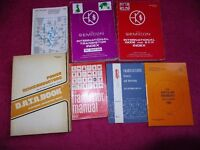 Transistor and Semiconductor books, pick and mix