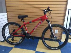 Vélo de Dirt Jump KONA Shred 16'' Marzocchi freins disque  ***Excellente Condition***  #P024421