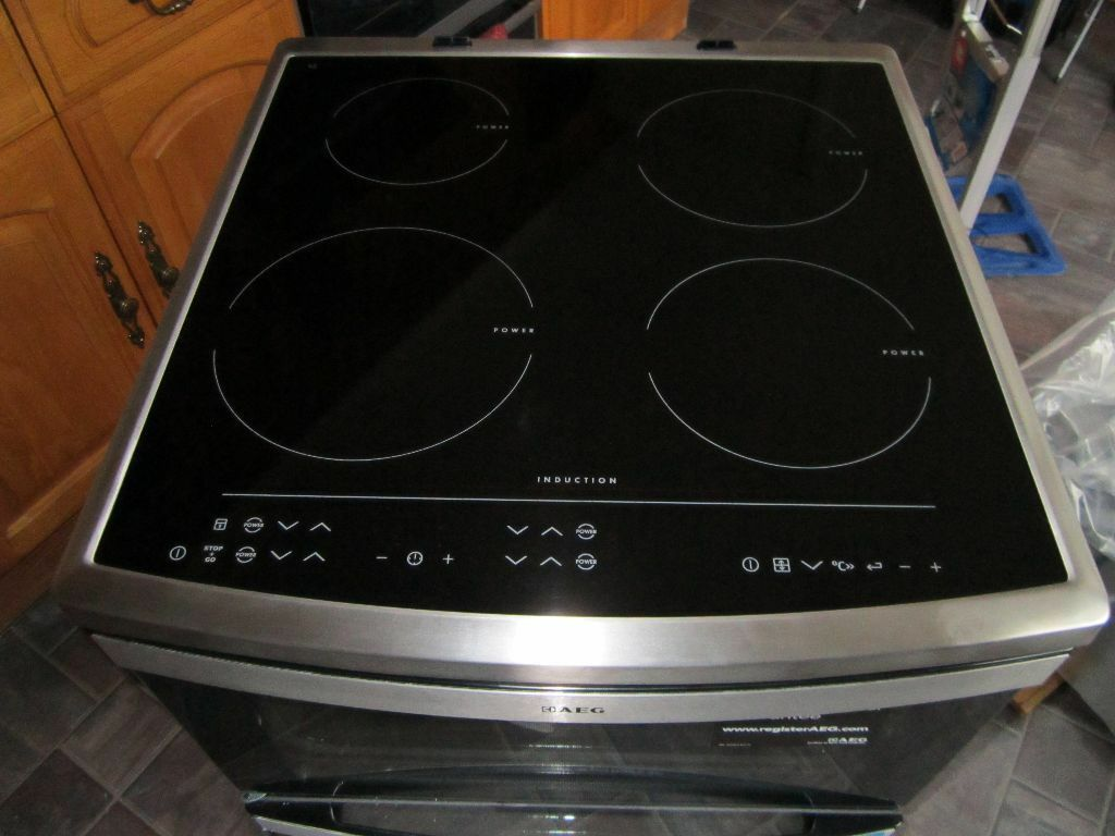 aeg 49106iu mn electric induction cooker in bolton manchester gumtree. Black Bedroom Furniture Sets. Home Design Ideas