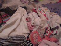 Big bundle baby clothes