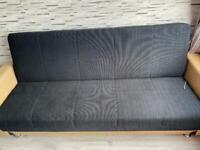 2 sofa bed with massive storage