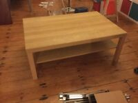 Coffee table 118cmx78cmx45cm