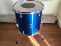 """Floor Tom Drum 16"""" - Good Kit Extension, Team Band or UpCycle project"""