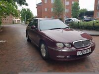 Rover 75 Club 2002 2.0 Diesel Automatic