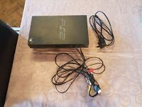 Sony PlayStation 2 good condition all wires and one contoller included