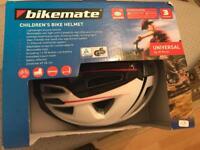 children's universal bike helmet NEW