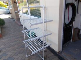 Easylife Heated Airer/Dryer under a year old little used