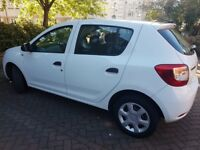 Dacia Sandero ambiance diesel , only 54700 miles!