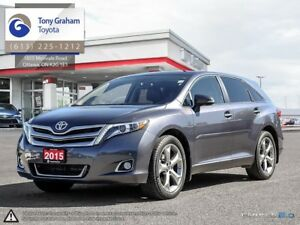 2015 Toyota Venza LIMITED MODEL