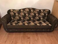 Four seater sofas